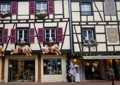 Weihnachtsmarkt Obernai