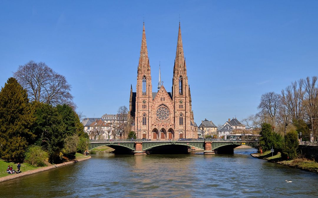 Église Saint-Paul de Strasbourg – Paulskirche Staßburg