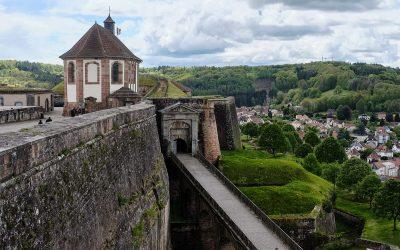 Zitadelle Bitsch – Citadelle de Bitche – Region Moselle