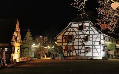 ÉCOMUSÉE D'ALSACE Ungersheim | Museumsdorf im Elsass