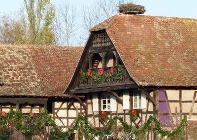 Ungersheim Elsass