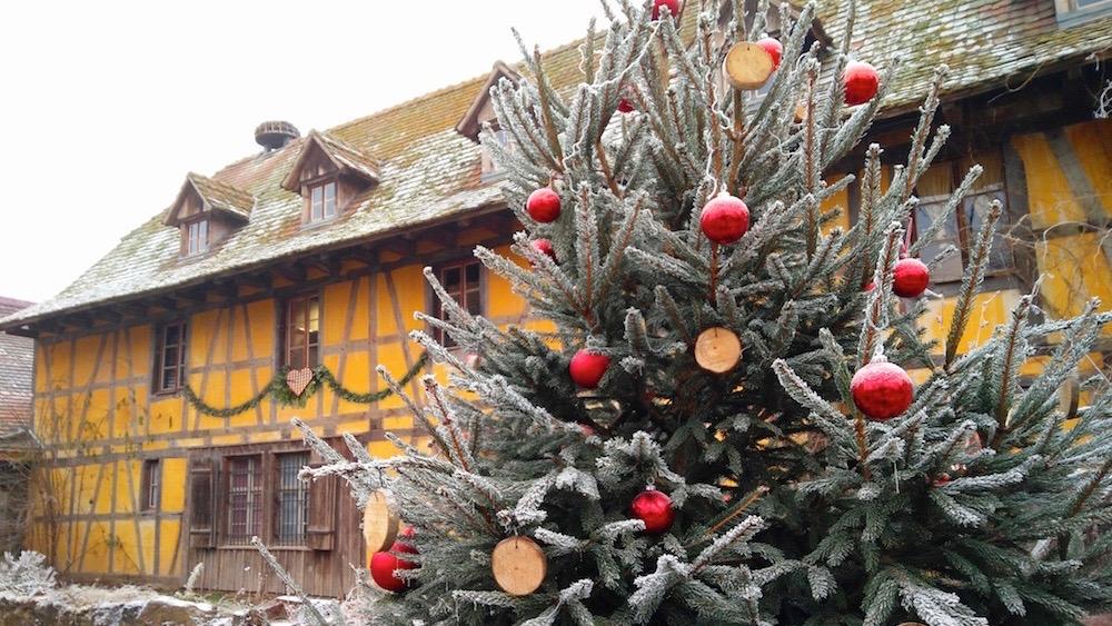 Weihnachten im ÉCOMUSÉE D'ALSACE Ungersheim