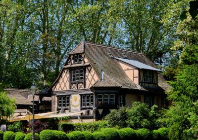 Restaurant Le Buerehiesel | Anschrift | Öffnungszeiten