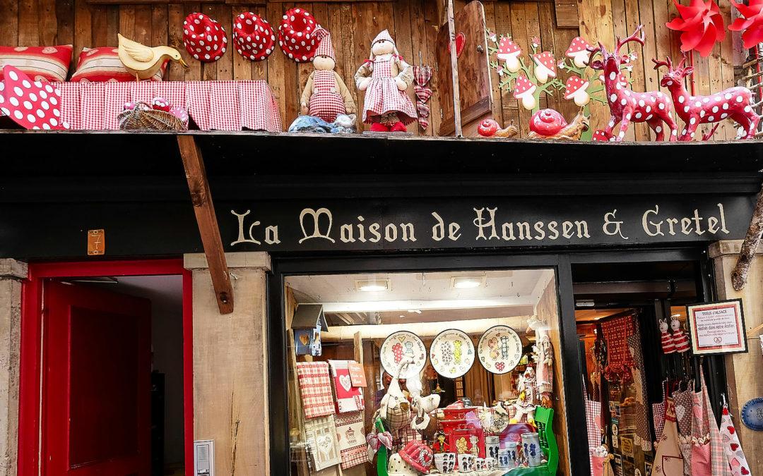 La Maison de Hanssen & Gretel | Anschrift | Öffnungszeiten