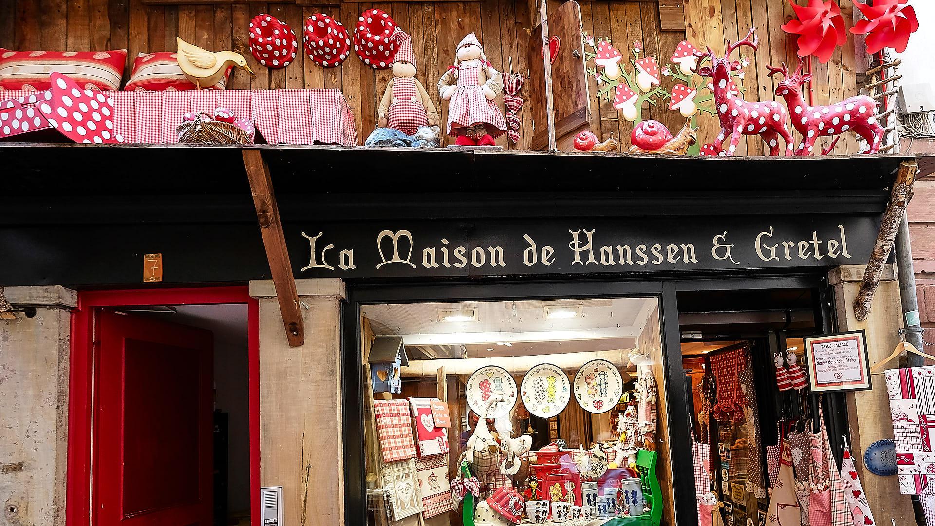 La Maison de Hanssen & Gretel
