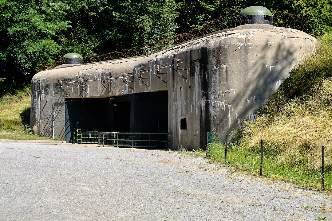 Fort Schoenenburg Maginot-Linie