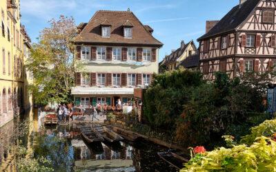 Halbtägiger Dörfer-Trip im Elsass ab Colmar