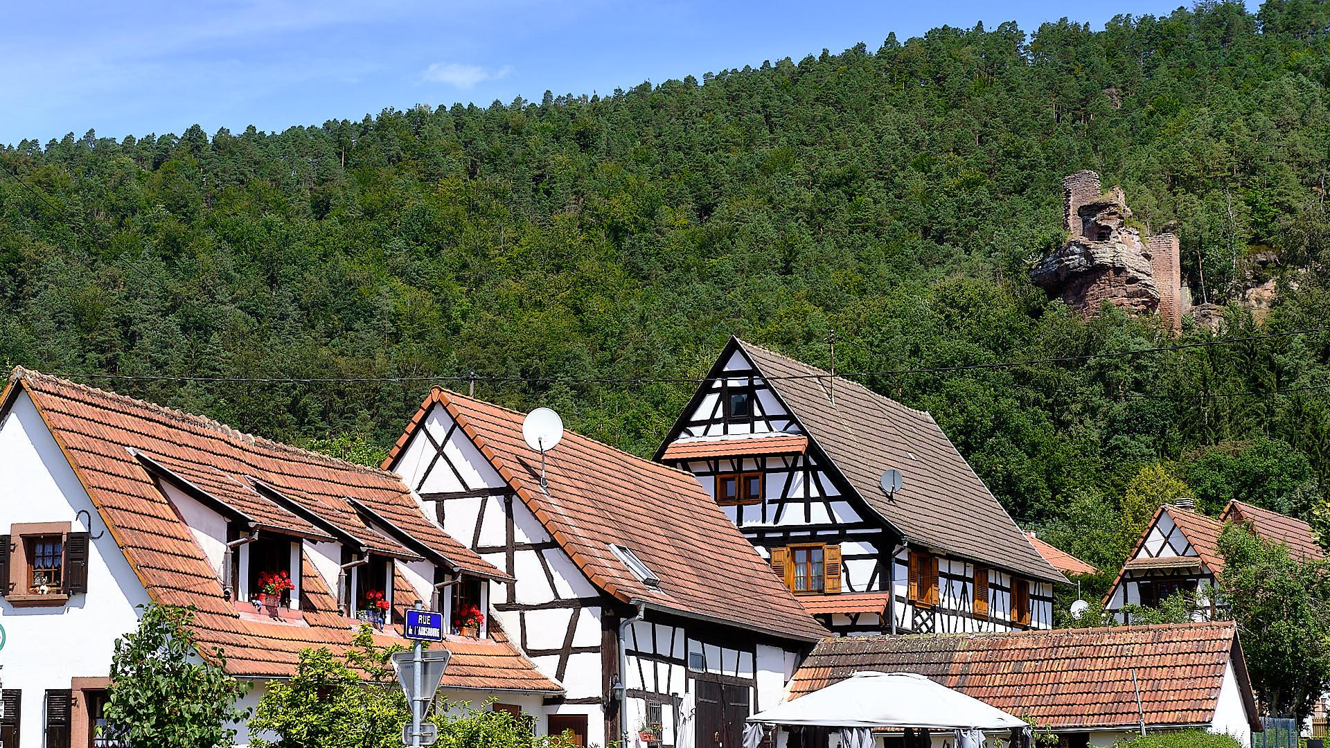 Obersteinbach Elsass