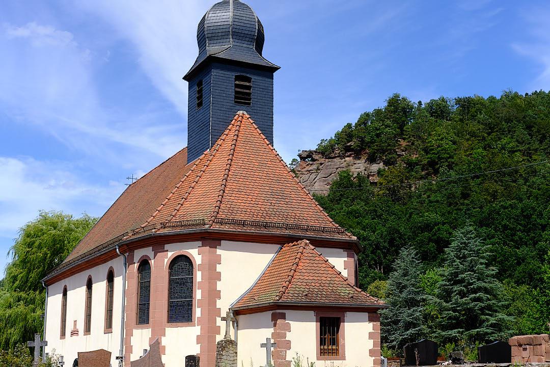Pfarrkirche St. Martin Obersteinbach
