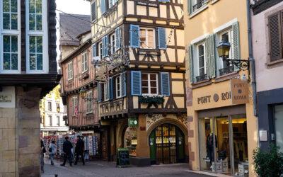 75-minütiger geführter Rundgang durch Colmar