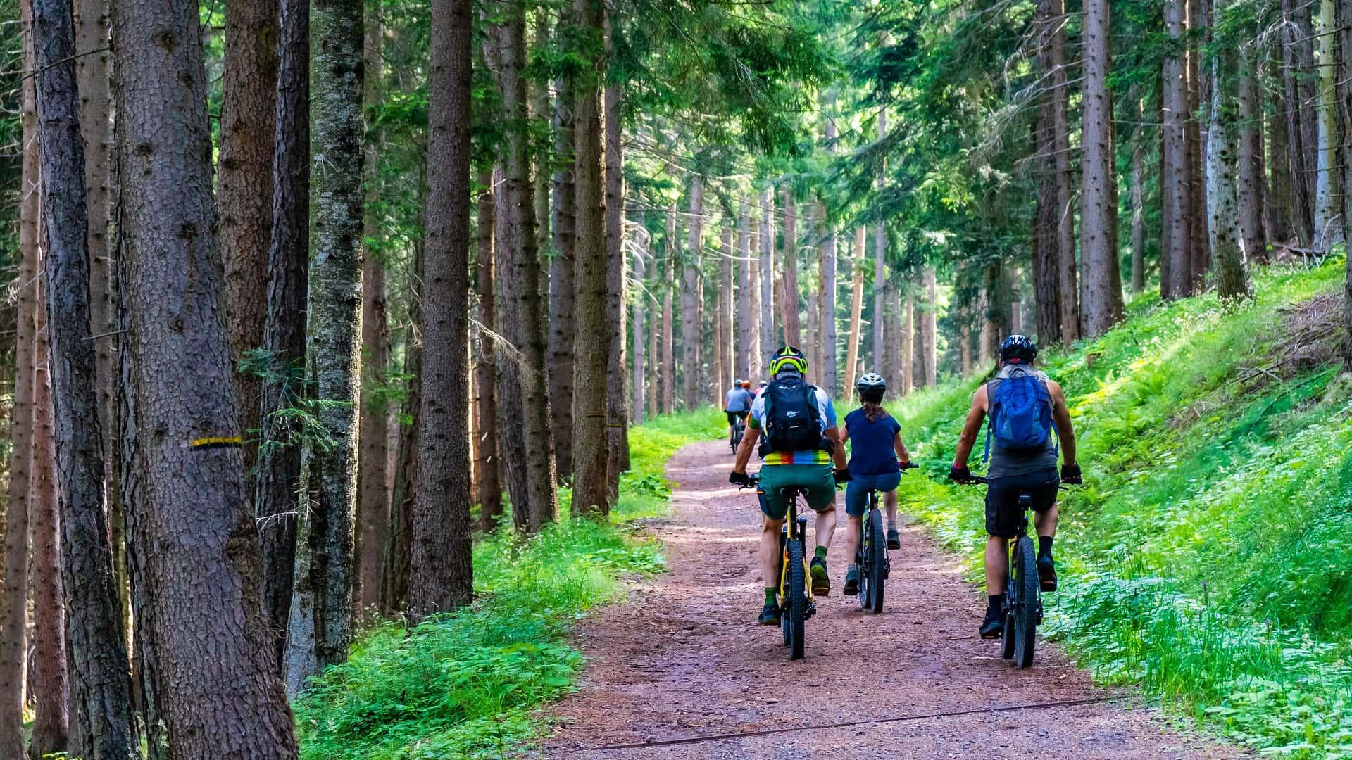 Fahrrad Tour Elsass