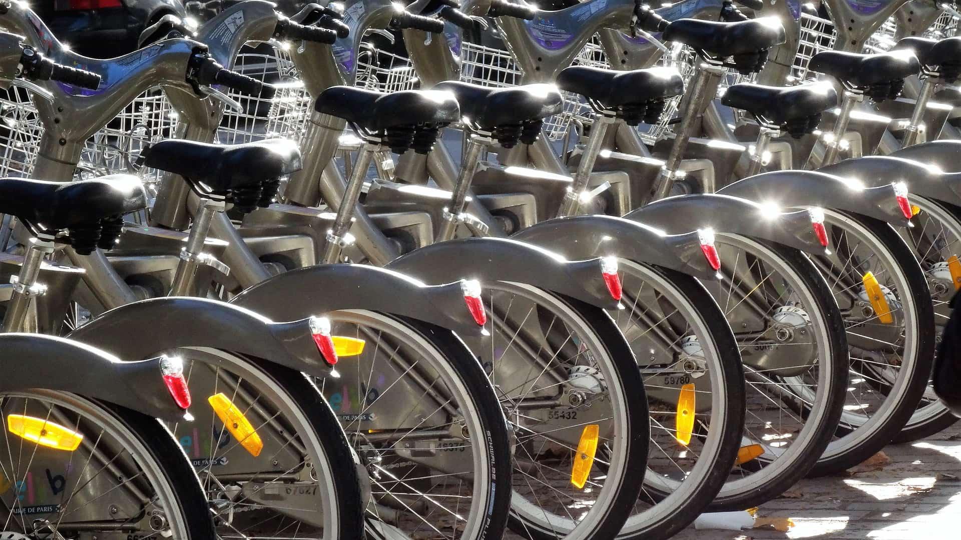 Fahrradverleih Straßburg
